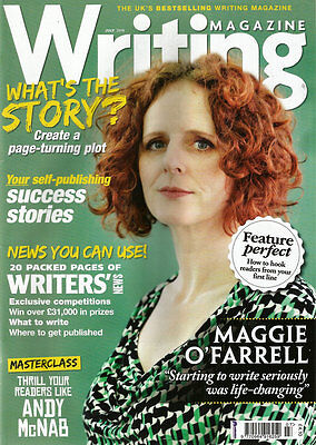 Writing Magazine - July 2016 - See Images For Contents