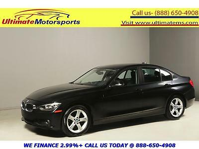 "2012 BMW 3-Series  2012 BMW 328i LEATHER SPORT MODE ECO PRO MODE 17""ALLOYS BLUETOOTH KEYLESS BLACK"