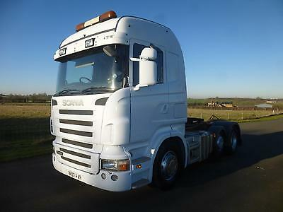 Scania R480 6X2 MANUAL 2007 TRACTOR UNIT
