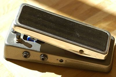 Sola Sound GB Wah (SERVICED) Colorsound WORLDWIDE SHIPPING - Vintage Wah Pedal