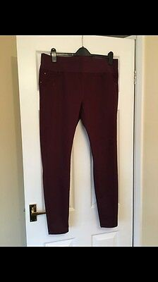 Maternity Jeans Size 14 (2 Pairs)