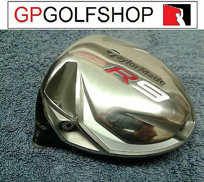 Taylormade R9 9.5 Loft  Left Hand with 3 Weight ports HEAD ONLY
