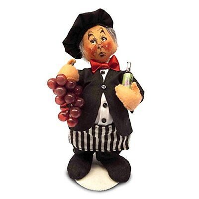 "WINE WAITER 9"" Sommelier Festive Decoration Holiday Gift Idea for Wine Lovers!!"