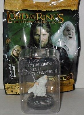 Wizkids Heroclix Lord Of The Rings Return Of The King Single Gandalf The White
