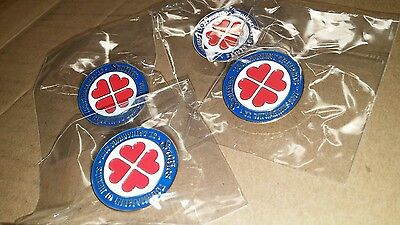 Scotties Tournament of Hearts 2017 Collectible Curling pins