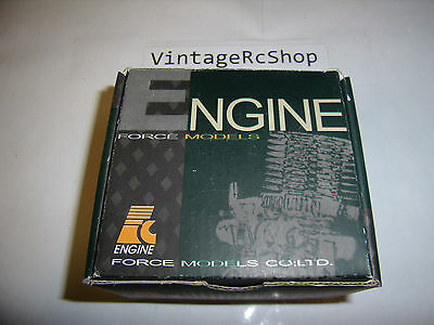 Vintage Force E-1214 15S/ABC/PRO Side Nitro Engine With PS,3P Boost Bottle