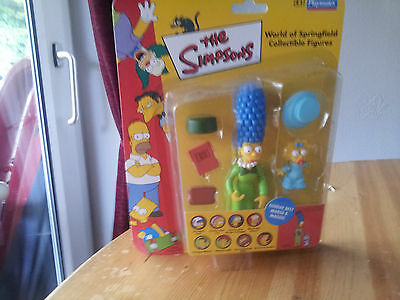 The Simpsons Figures, Sunday Best Marge & Maggie
