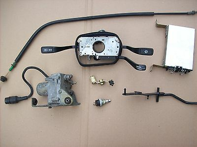 Porsche 968 944 Turbo S2 Tempostat Cruise Control Automatic Speed Control System