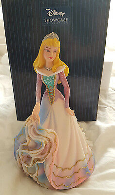 Disney Showcase Collection Aurora Sleeping Beauty figurine MIB Couture De Force