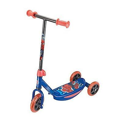 BNIB Ultimate Spiderman 3 Wheel Scooter new in box*free uk postage BACK IN STOCK