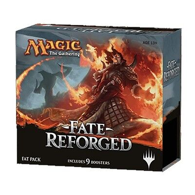 FATE REFORGED - FAT PACK BOX - MTG MAGIC - SEALED - CollectorsAvenueCom