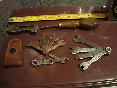 Classic /vintage Distributor Or Mag Spanners