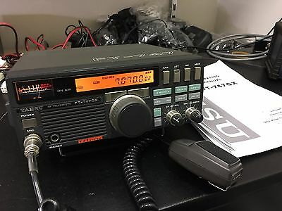 Yaesu Ft 747 Gx Hf All Mode Ottimo