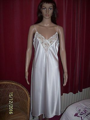 ladies m&s designer collection cream slip size 14 new with tags