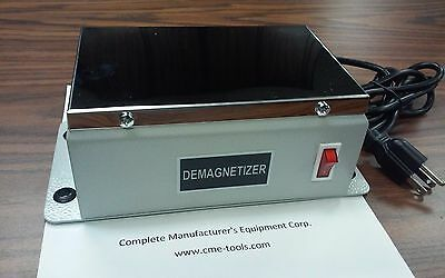 """4-1/2 x7"""" Demagnetizer for dies,punches,cutters or any tools 120V 60 #816-532"""