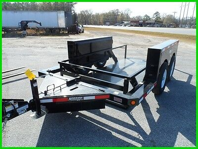 Anderson Trailer HGL614 6x14 knife edge eguipment utility drop deck trailer New