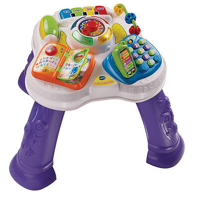 VTech Play and Learn Activity Table - NEW