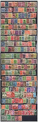 ALLEMAGNE EMPIRE / GERMANY EMPIRE : lot de 220 timbres