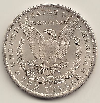 1883 USA Morgan Silver Dollar New Orleans Mint