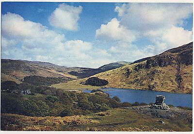 Old Postcard - Loch Troll and The Galloway Highlands (Dixon) - Unposted 0187