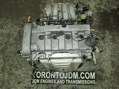 Mazda Protege/5 01-2003 /mazda 5 99-2005 Jdm Fs9  Engine For Automatic Car Only