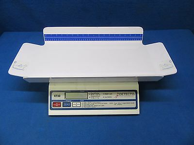 Cardinal Detecto 6730 Digital Infant Scale *Working*