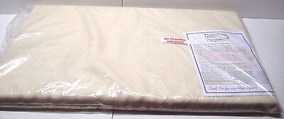 NEW Pure Rest Natural ORGANIC Baby Co-Sleeper Mattress Wool Latex Pad