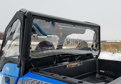 Polaris General Polycarbonate Vented Rear Windshield