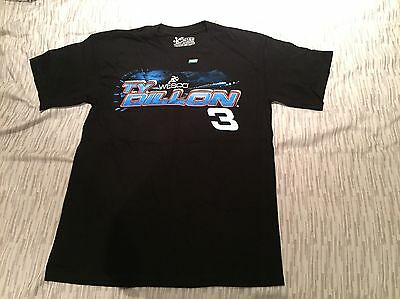 Nascar Ty Dillon 3 T Shirt, Stock Car Clothing, Brand New