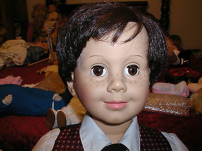 Ashton Drake Peter Playpal Brother Family Doll Vintage Reproduction of Ideal