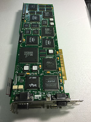 Avid 0030-00254-01 pinnacle Genie Pro Board & OTHER CARDS REMOVED OUT OF G4