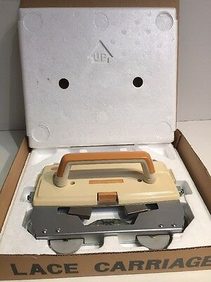 Vintage Toyota Lace Carriage Knitting Knitter Machine Part