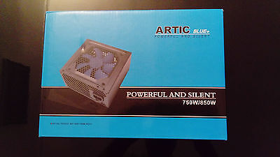 PSU ARTIC Blue+ 750/850w New Just Open For Test