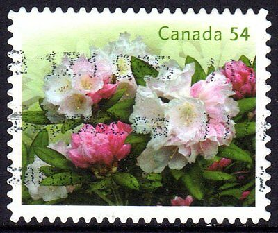 Canada 2009 Rhododendrons   Used
