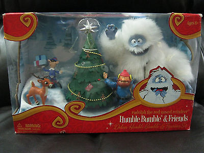 Rudolph the Red Nosed Reindeer HUMBLE BUMBLE & FRIENDS FIGURE