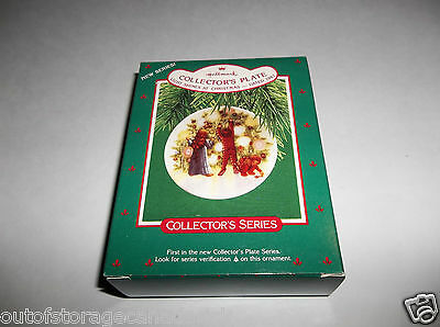 Hallmark Ornament Light Shines At Christmas 1987 1st In Series QX4817 - NEW