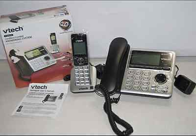 New VTech CS6649 DECT6.0 Cordless/Corded Phone Answering System
