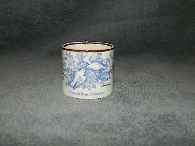 Mottahedeh Portugal Winterthur Reproduction Delaware Child's Cup Mug