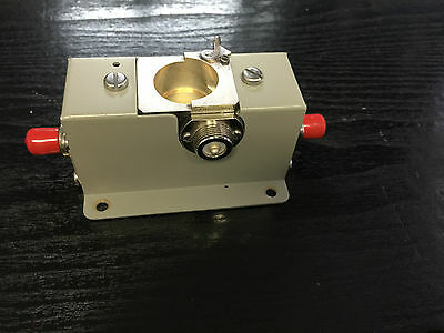 Bird Thruline Wattmeter Line Section 4230-041-BNC Connector~LIKE NEW~FREE SHIP