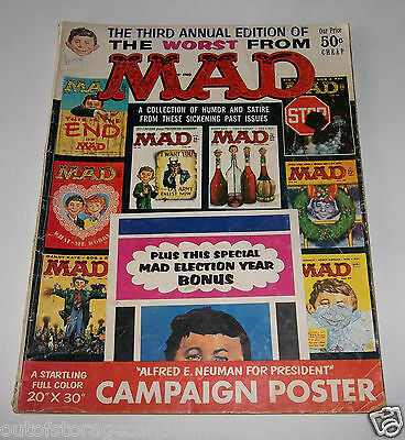 The Third Annual Edition of The Worst From MAD 1958-1959