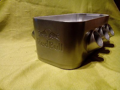 Metre Culasse V6 Red Bull Pour Mettre Bouteille Glacon Canettes Ou Verres Neuf