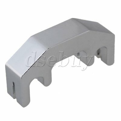 Silver Metal 4 Prong Practice Fiddle Mute Silent Silencer for Violin BQLZR