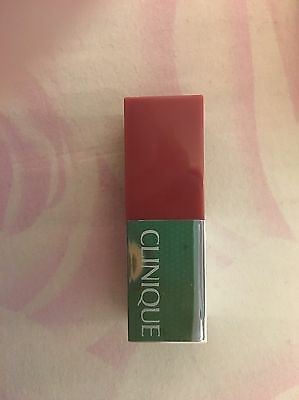 Clinique Pop Lipstick. Plum Pop