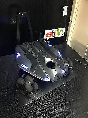 WowWee Rovio Wi-Fi Enabled Robotic WebCam~PLEASE READ~PARTS AND REPAIR