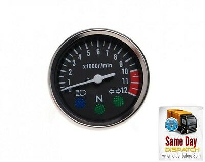 New Tachometer Rev Counter For Suzuki Gn 125 Gn125