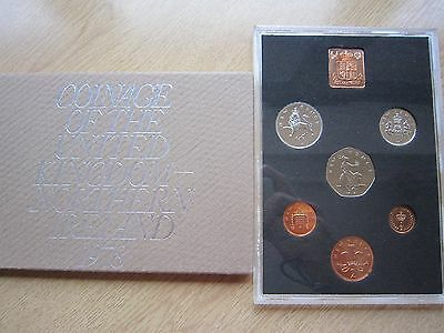 1978 Proof Coin Set