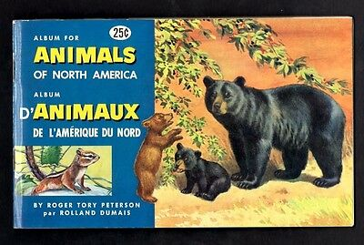 Brook Bond Tea Canada Animals of North America Full Album