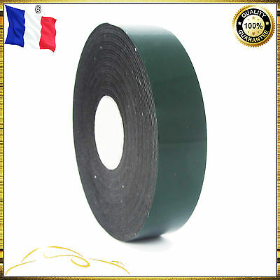 20 mm x 5 m ADHESIF DOUBLE FACE SCOTCH RUBAN BANDE MOUSSE AUTOCOLLANT ULTRA FORT