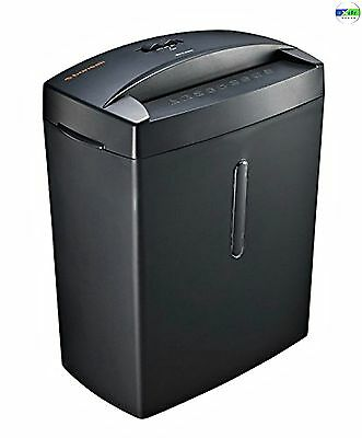 Doc Shred Micro Cut Paper Shredder Office Home Thermal Protection Heavy Duty New