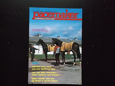 Pacemaker Magazine May 1983 Proclaim & Sackford On Cover